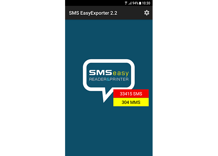 SMS EasyExporter for Android
